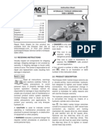 Enerpac SQD-Series Manual
