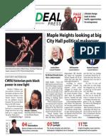The Real Deal Press • Vol 1 # 11 • Feb 2015