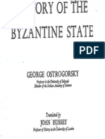 George Ostrogorsky, History of the Byzantine State