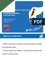 Presentación Jornada EVALUADORES_12!01!15_VF (Secretario Ejecutivo)