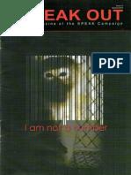SPEAK OUT Issue 13 Summer 2012