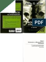 02. Capítulo i - Conocimiento y Ciencia