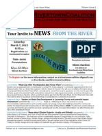 Rivertown Newsletter Vol 4-1