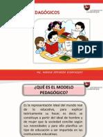 modelos pedagogicos
