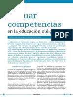 Evaluar Competencias