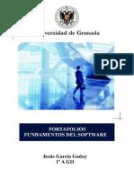 Ejercicios y soluciones de practicas de Fundamentos de Software UGR