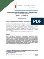 Conversão direta de etanol em óxido de etileno