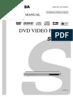 Dvd Toshiba Sd700x