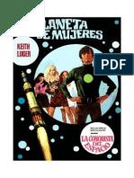 LCDE009 - Keith Luger - Planeta de Mujeres