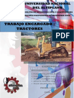 Trabajo Tractores