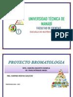 Análisis del cumplimiento del reglamento sanitario de etiquetado de alimentos procesados para el consumo humano en el Ecuador