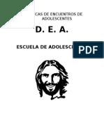 D.E.a Escuela de Adolescentes Www.pjcweb.org