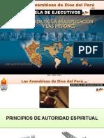 Autoridad Biblica -Escueladejecutivos Cjd