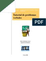 Manual Cómo Solucionar Problemas Verbales