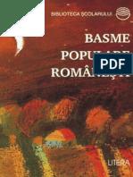 Basme Populare Romanesti (Aprecieri)