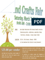 Aim Right Arts and Crafts Fair