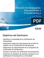 Lecture 4 - Aerodrome Certification Requirements_Spanish