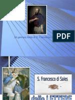 Francesco Di Sales - Consigli Spirituali