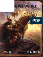 Age of Conan - Rulebook