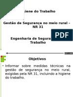 HIGIENE-DO-TRABALHO-GESTÃO-DE-SEGURANÇA-NO-MEIO-RURAL-–-NR-31-ENGENHARIA-DE-SEGURANÇA-DO-TRABALHO.ppt
