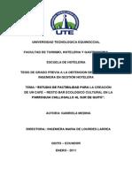 Estudio de Factibilidad polleria
