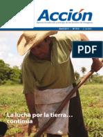 REVISTA ACCION - ABRIL 2011 - N 313 - PORTALGUARANI