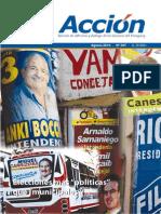 REVISTA ACCION - AGOSTO 2010 - N 307 - PORTALGUARANI