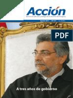 REVISTA ACCION - AGOSTO 2011 - N 317 - PORTALGUARANI