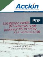 REVISTA ACCION - AGOSTO 2012 - N 327 - PORTALGUARANI