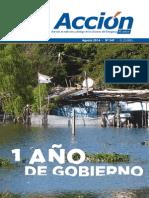 REVISTA ACCION - AGOSTO 2014 - N 347 - PORTALGUARANI