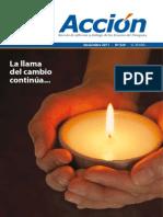 REVISTA ACCION - NOVIEMBRE 2011 - N 320 - PORTALGUARANI