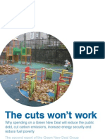 The Cuts Wont Work