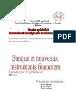 Banque Et NIF