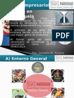 Entorno Empresarial Nestlé