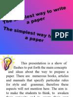 2.1 Como Escribir Un Articulo Cientifico Presentación