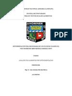 Informe de Practica Reologia. Final[1]