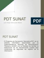 PDT SUNAT