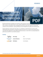 How to reduce Building Operating Costs