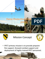 Force Protection Combat Team1