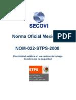 NOM022 2008