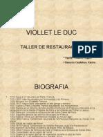 1 Viollet Le Duc
