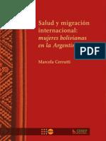 Marcela Cerrutti SSyR