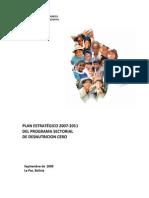Plan Estratégico de Desnutrición Cero
