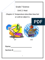 Grade 7 Chapter 4 Workbook