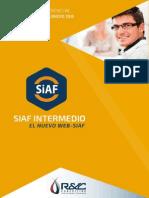 CURSO PRESENCIAL | SIAF Intermedio - Vía Web