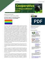 Cooperativismo en El Perú breve historia de la economia social