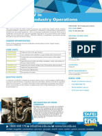 UEG40114 Cert IV Gas Supply Industry Operations