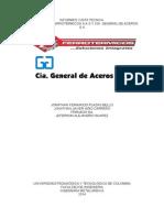 Informe Visita Tecnica Ferrotratamientos