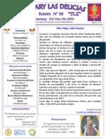 Boletin Rotary N° 38 Oct Nov Dic 2014