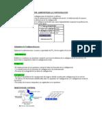 DS9 Administrar la Configuracion